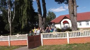 День именинника на гороховой даче (1)