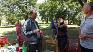 День именинника на гороховой даче (7)