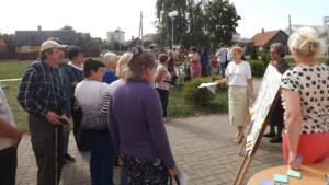 Книговорот на ул. Гагарина (11)