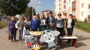 Книговорот на ул. Гагарина (5)