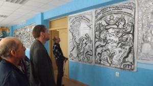 Выставка графической живописи (1)