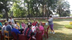 День именинника на гороховой даче (4)