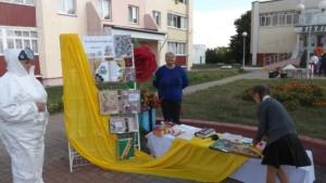 Книговорот на ул. Гагарина (16)