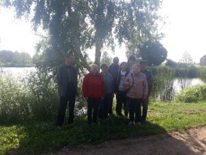 Экскурсия по Ляховичскому району (3)